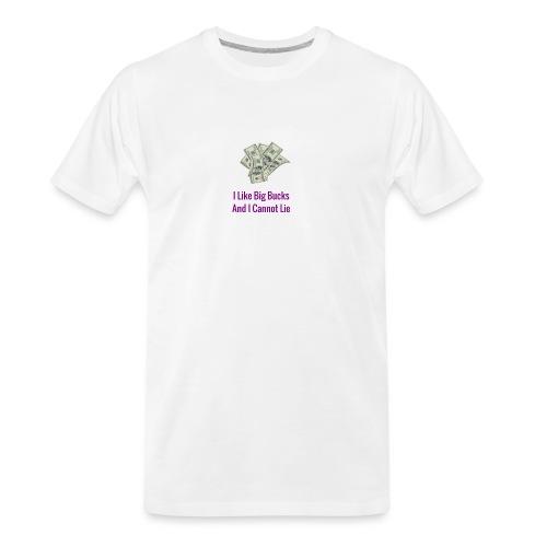 Baby Got Back Parody - Men's Premium Organic T-Shirt