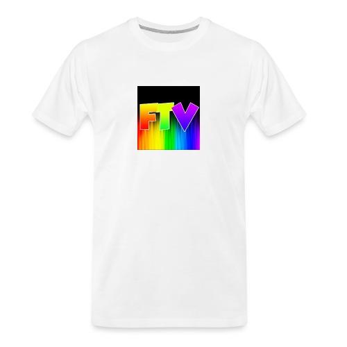 Other Rainbow Option - Men's Premium Organic T-Shirt