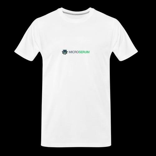 microserum - Men's Premium Organic T-Shirt