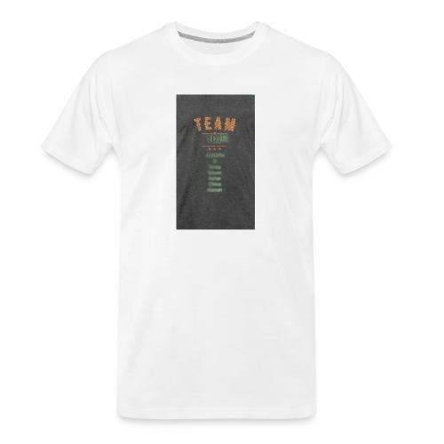 Team 10JR official - Men's Premium Organic T-Shirt