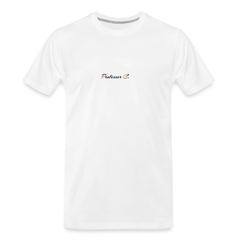 First Merch - Men's Premium Organic T-Shirt