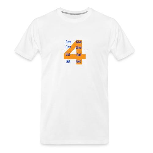 Forgive & Forget - Men's Premium Organic T-Shirt