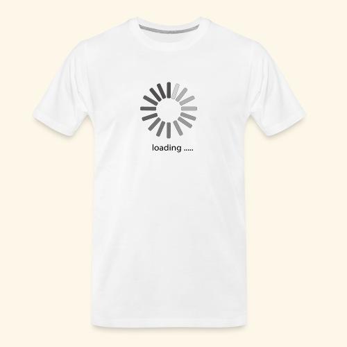poster 1 loading - Men's Premium Organic T-Shirt