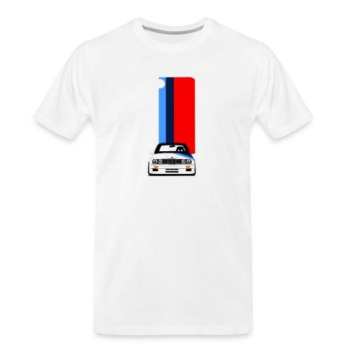 iPhone M3 case - Men's Premium Organic T-Shirt