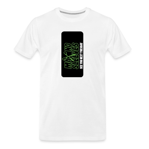syntiphone5 - Men's Premium Organic T-Shirt
