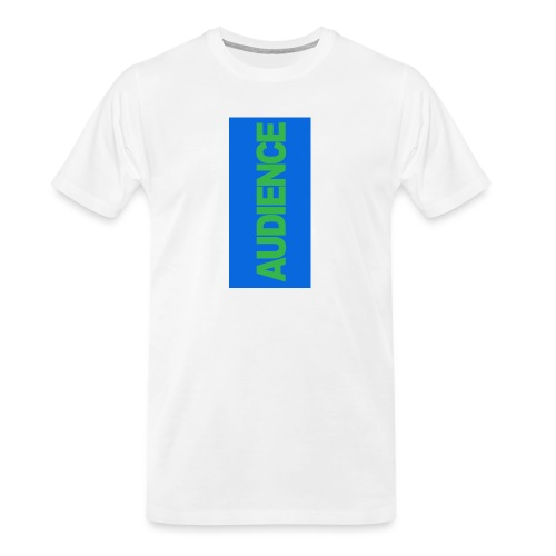 audiencegreen5 - Men's Premium Organic T-Shirt