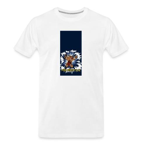 minotaur5 - Men's Premium Organic T-Shirt