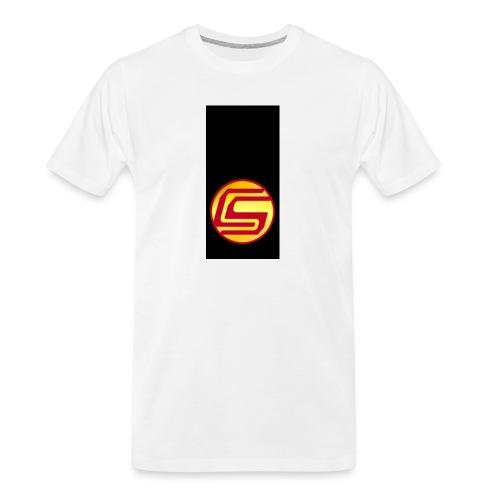 siphone5 - Men's Premium Organic T-Shirt