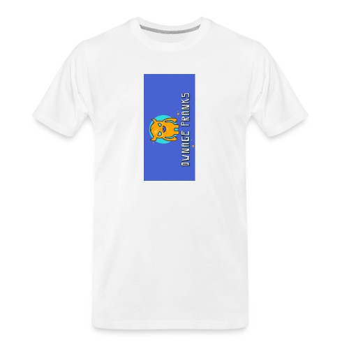 logo iphone5 - Men's Premium Organic T-Shirt