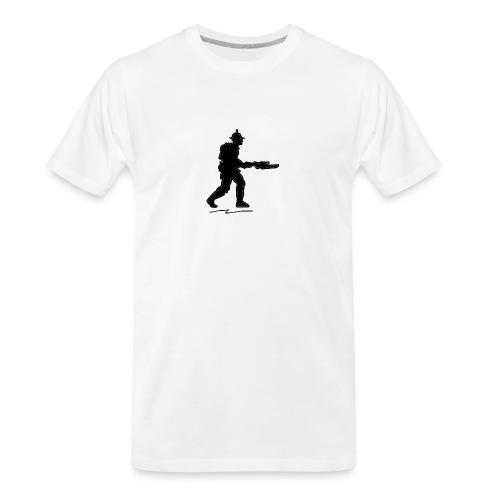 ww1 infantry - Men's Premium Organic T-Shirt