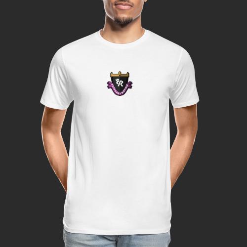 Puissant Royale Logo - Men's Premium Organic T-Shirt