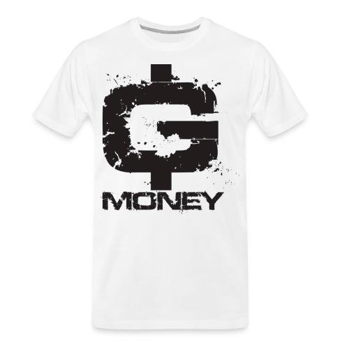 G money. - Men's Premium Organic T-Shirt