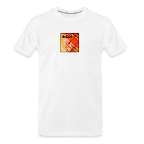 mckidd name - Men's Premium Organic T-Shirt