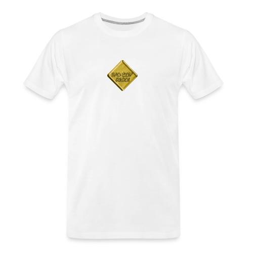 uyLtm6Z8 - Men's Premium Organic T-Shirt