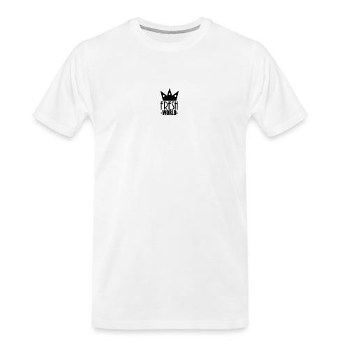 Fresh World - Men's Premium Organic T-Shirt