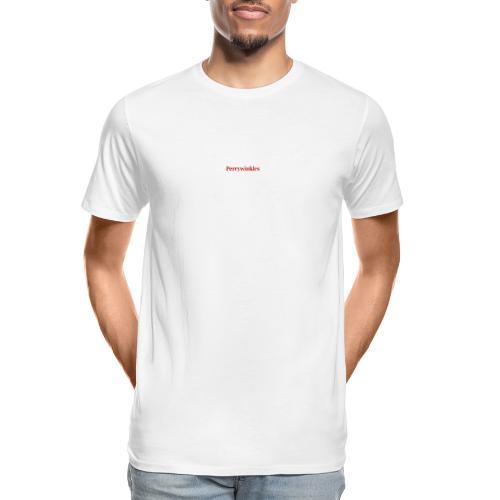 Perrywinkles - Men's Premium Organic T-Shirt