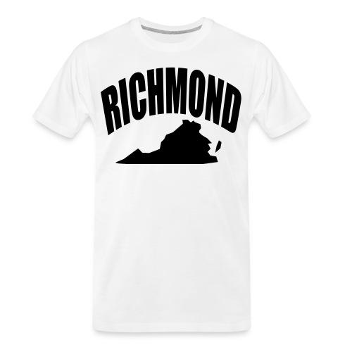 RICHMOND - Men's Premium Organic T-Shirt