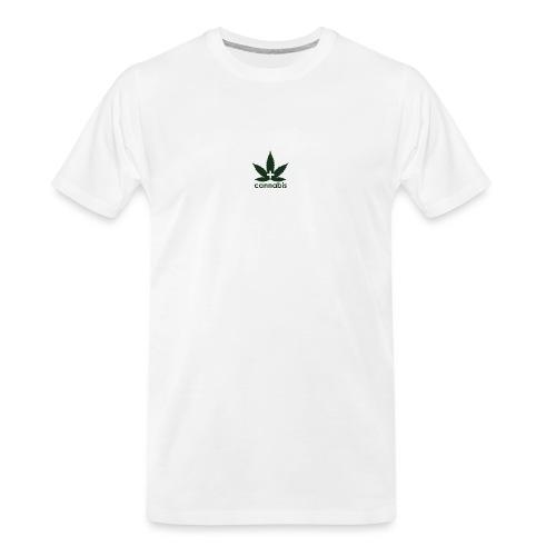 Medical Cannabis Supporter - Men's Premium Organic T-Shirt