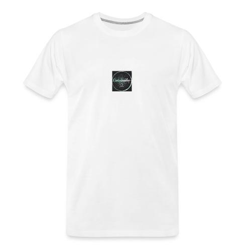 Originales Co. Blurred - Men's Premium Organic T-Shirt