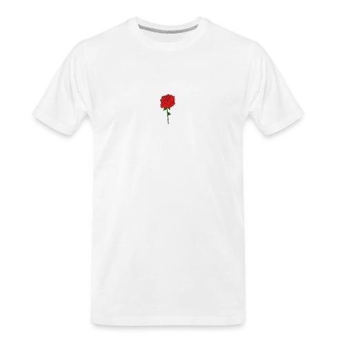 Classic rose - Men's Premium Organic T-Shirt