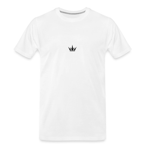 DUKE's CROWN - Men's Premium Organic T-Shirt