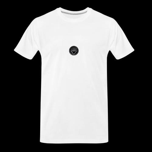 Knight654 Logo - Men's Premium Organic T-Shirt