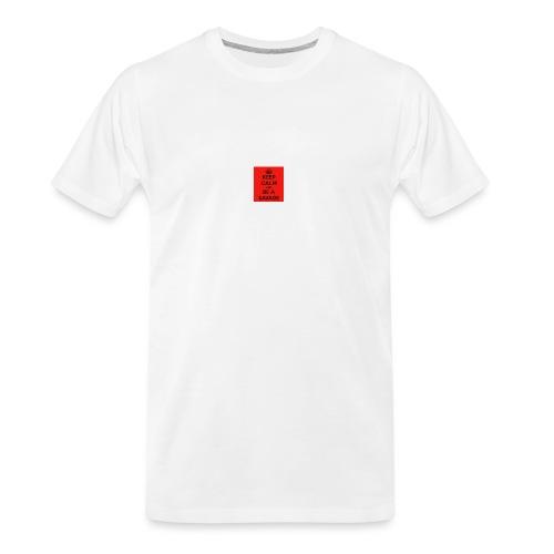 SAVAGE - Men's Premium Organic T-Shirt