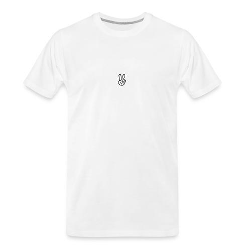 Peace J - Men's Premium Organic T-Shirt