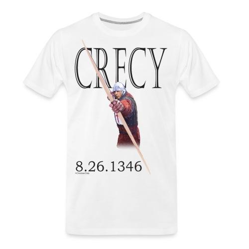 Crecy Standard Men's T - Men's Premium Organic T-Shirt