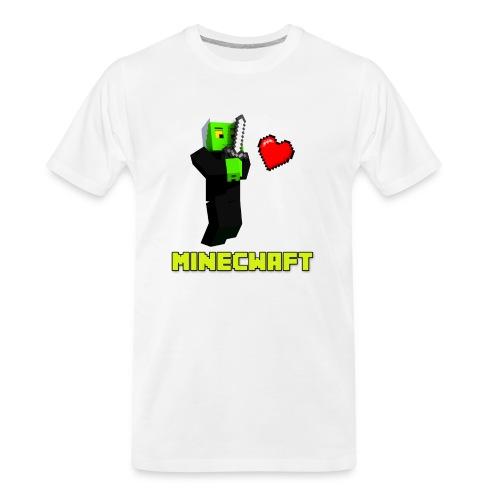 MINECWAFT ZGW - Men's Premium Organic T-Shirt