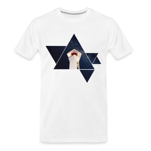Lighthouse - Men's Premium Organic T-Shirt