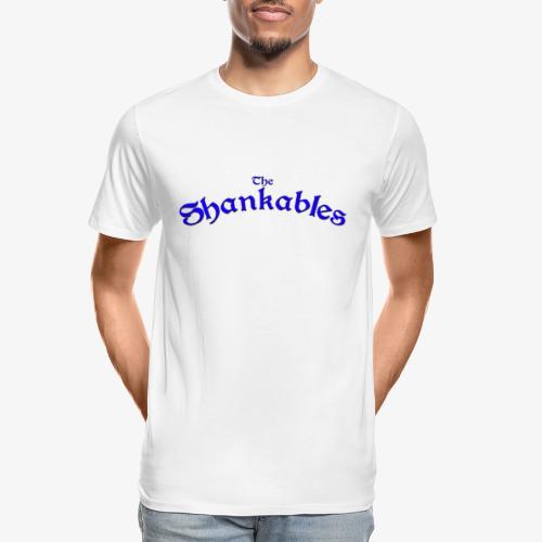 The Shankables Logo - Men's Premium Organic T-Shirt