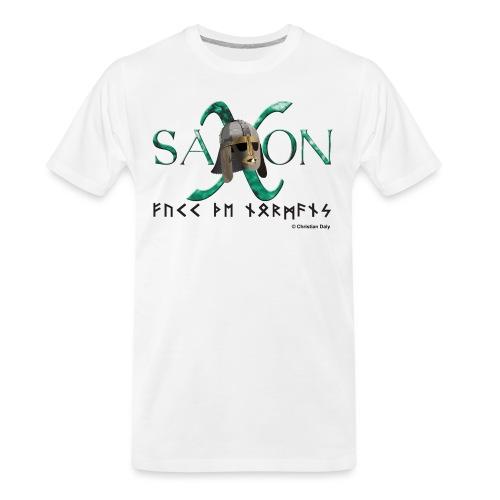 Saxon Pride - Men's Premium Organic T-Shirt