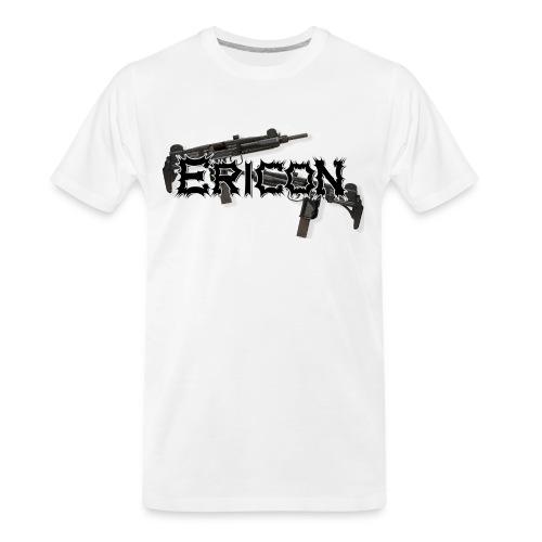 Ericon Beats Uzi Logo - Men's Premium Organic T-Shirt