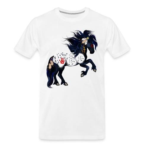 Appaloosa War Pony - Men's Premium Organic T-Shirt