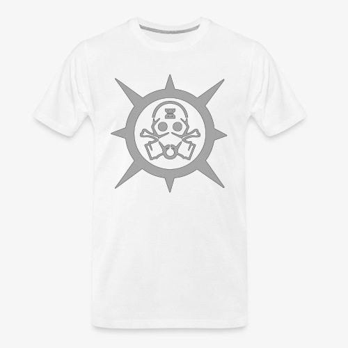 Gear Mask - Men's Premium Organic T-Shirt