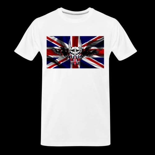 SOO Union Jack 1 - Men's Premium Organic T-Shirt