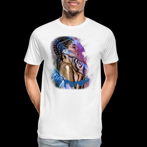 Future Girl - Men's Premium Organic T-Shirt