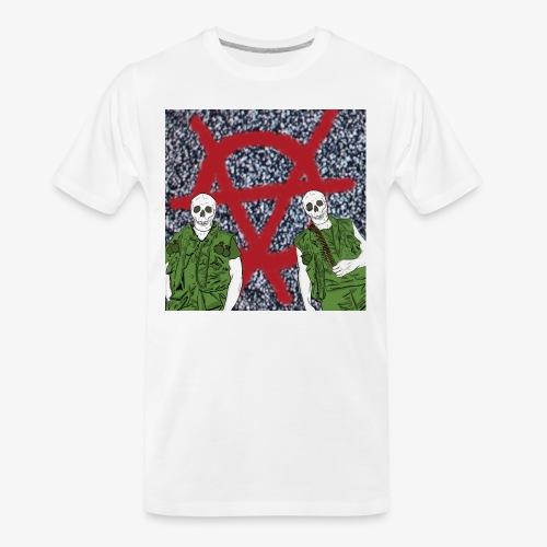 vietnambulance - Men's Premium Organic T-Shirt