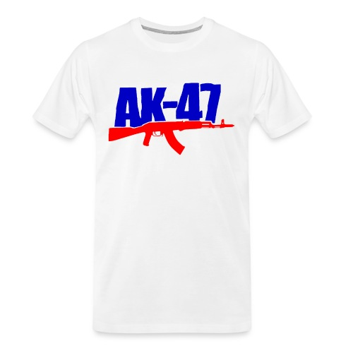 ak47 - Men's Premium Organic T-Shirt