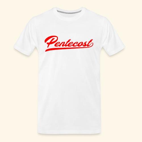 Pentecost T-Shirt - Men's Premium Organic T-Shirt