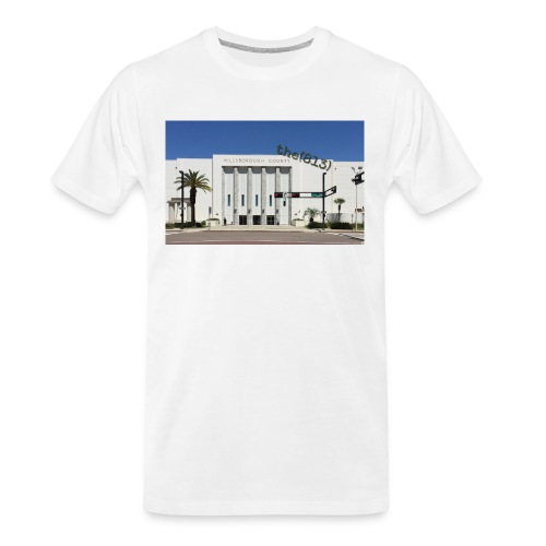 Hillsborough County - Men's Premium Organic T-Shirt