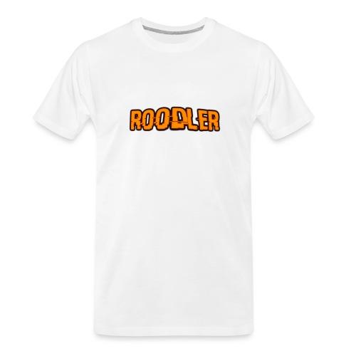 Roodler - Men's Premium Organic T-Shirt
