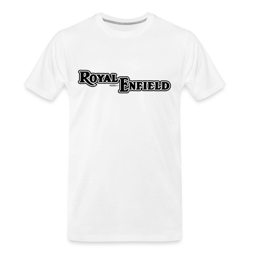 Royal Enfield - AUTONAUT.com - Men's Premium Organic T-Shirt