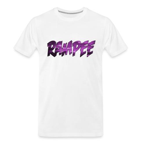 Purple Cloud Rampee - Men's Premium Organic T-Shirt