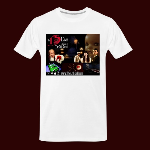 The 13th Doll Cast and Puzzles - Men's Premium Organic T-Shirt