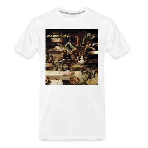 Mantis and the Prayer- Butterflies and Demons - Men's Premium Organic T-Shirt