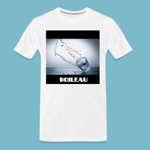 24 - Men's Premium Organic T-Shirt