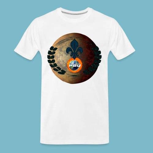 pbq 2 - Men's Premium Organic T-Shirt