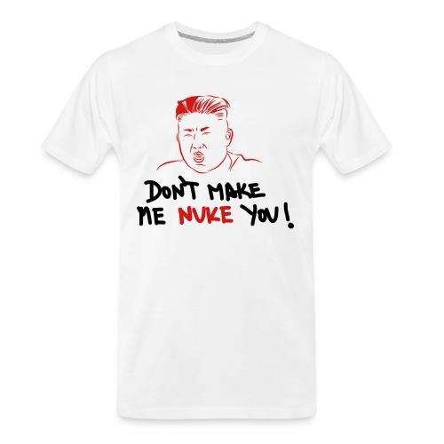 Kimmy get mad! - Men's Premium Organic T-Shirt